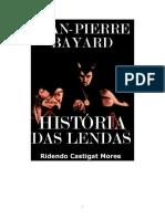 Jean Pierre Bayard Historia Das Lendas