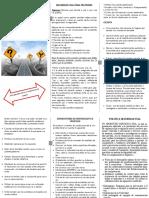 Sensibilización de Prev Acci Seguridad Vial