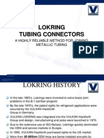 Lokring Service Connector Instructions