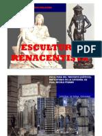 ESCULTURA Y PINTURA RENACENTISTA