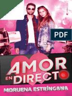 Amor en directo - Moruena Estringana