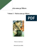 01 - Maria-sama ga Miteru