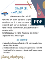 Insignia Dia Campesino