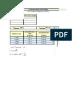 4 Excel del laboratorio LB10 de Física III