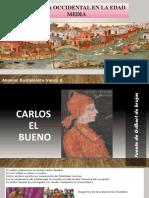 resumen sobre la edad medieval