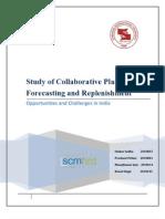 CPFR Oppotunities & Challenges