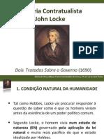 Contratualismo - Locke