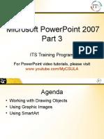 PowerPoint Tutorials - Enhance a Presentation