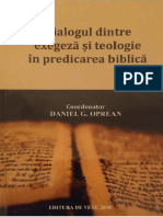 Amiel Drimbe - Exegeză, Hermeneutică, Teologie. Pavel și VT în 1 Corinteni (cu copertă)