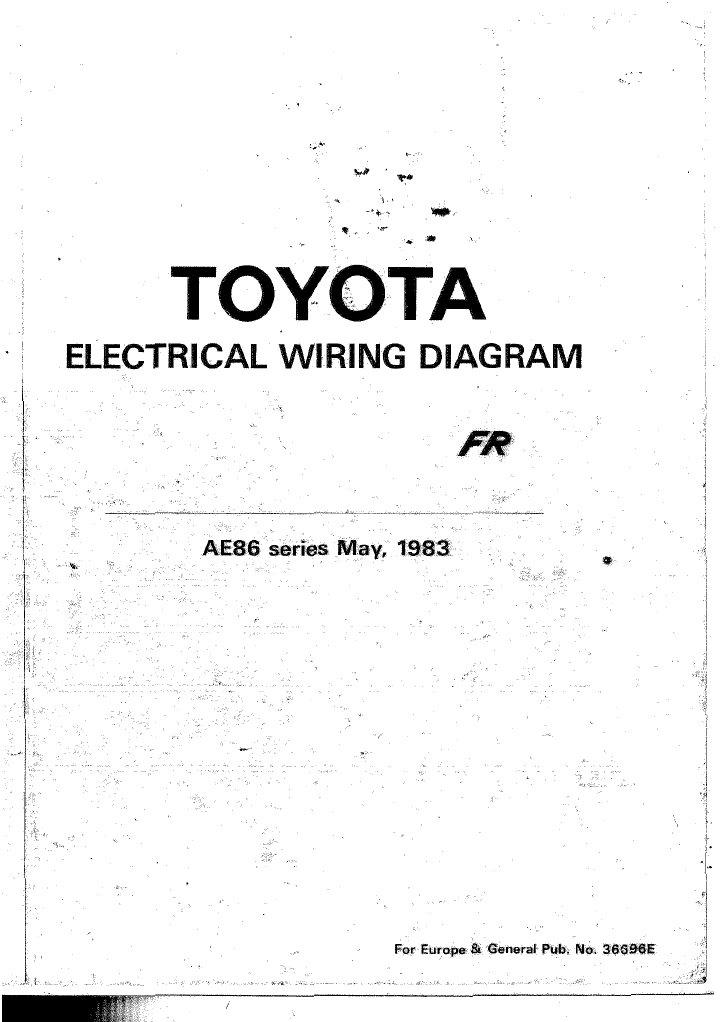 Ae86 Brake Light Wiring Diagram Basic Brake Light Wiring Diagram ...