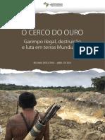 O Cerco do Ouro - Garimpo ilegal, destruição e luta em terras Munduruku