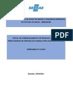 REVISADO EDITAL 012021 CREDENCIAMENTO SGF 09 de fevereiro