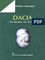 Petolescu Dacia Un Mileniu de Istorie 2010