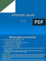 Inflamatii Acute