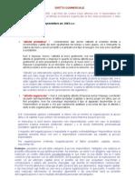 DIRITTO COMMERCIALE SINTESI CAMPOBASSO + AAVV GIUFFRE' 2008