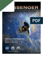 Messenger Mercury Orbit Insertion Press Kit