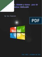 Scripts - Cmd - Regedit y Trucos Windows
