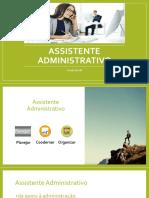 Assistente administrativo aula 1