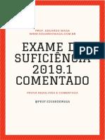 2019.1 Comentada