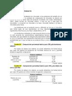 Descripción y Formulación (1)