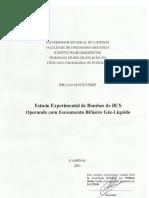 Estudo Experimental de Bombas de BCS Operando com Escoamento Bifásico Gás_Líquido