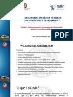 Modulo 1 Slides - Autoconhecimento e Competências Interpessoais para futuro extraordinário - Profo Anthony Portigliatti