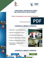 Modulo 3 Slides-Trabalhabilidade e carreira nacional e internacional