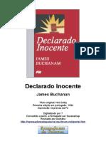 James Buchanan - Declarado Inocente-rev