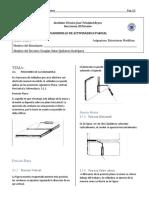 Formato de Los Cuadernillos 8ª Taller Metales