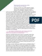 Planificación Territorial 1 - Final Libre Primer semestre