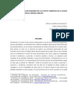 APROXIMACION AL VALOR ECONOMICO DE LOS HURTOS COMETIDOS EN LA CIUDAD DE CARTAGENA DURANTE EL PERIODO 1998 (1)