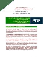 Relazione Cassinetta di Lugagnano