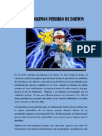 EL POKEMON PERDIDO DE DARWIN