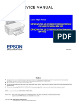 Epson Stylus Color Manual