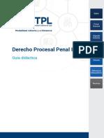 Guia Didactica-2 Procesal Penal 2