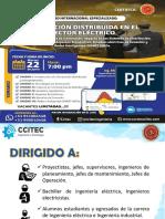 BROSHURE - GENERACIÓN DISTRIBUIDA EN EL SECTOR ELECTRICO-1