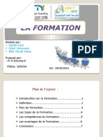 GESTION FORMATION