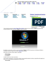 Windows 7 instalado pelo Pendrive _ Donos de Lan House