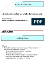Architectural Challenges in a Jericho World by Paul Simmonds