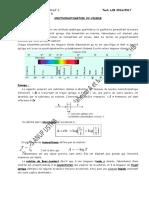 Cours-spectrophotométrie-2018-à-tirer
