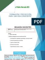 REUNION DOC 14 ENER0 2021