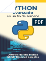 Aprende Python Avanzado en Un Fin de Semana - Moreno