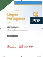 9Ano - Língua Portuguesa - Livro Didático