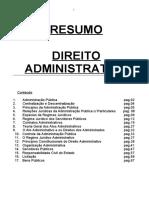 direito-administrativo resumo