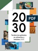 Tendencias Globales en Alimentos y Bebidas 2030 ES Abril 2020