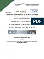 4.3 Funcionamiento y caracteristicas principales del PLC