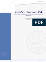 CROSS-SITE TRACING (XST) - WH-WhitePaper_XST_ebook