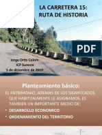 La carretera Puerto Rico-15