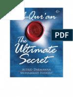 Alquran The Ultimate Secret