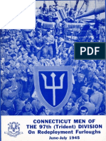 WWII 97th Infantry Division